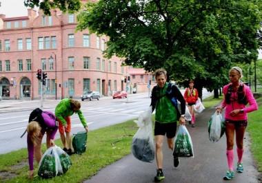 Lo sport in soccorso dell'ambiente