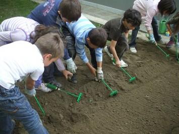 Orti didattici, la natura arriva sui banchi di scuola