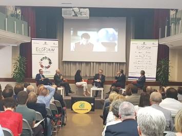 Istituzioni, consorzi e industrie insieme all'EcoForum per un'economia circolare dei rifiuti
