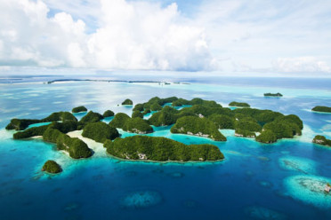 Creme solari vietate nello stato di Palau