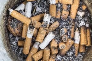Anche le sigarette hanno una seconda vita